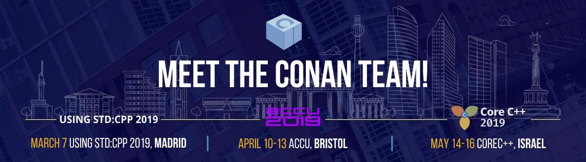 Meet the Conan Team