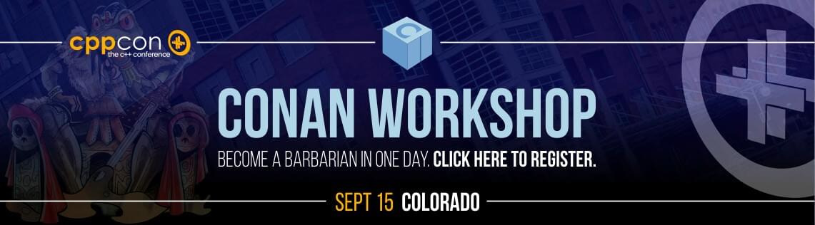 Conan - Become a Barbarian 2019 Colorado